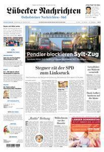 Lübecker Nachrichten Ostholstein Süd - 26. Oktober 2017