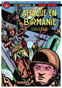 Buck Danny - Volume 6 - Attacco In Bimania
