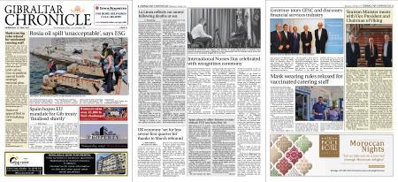 Gibraltar Chronicle – 12 May 2021