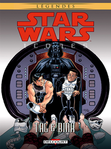 Star Wars - Icones -  06 Tomes