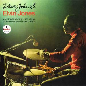 Elvin Jones - Dear John C. (1965) [Reissue 2011] (Repost)