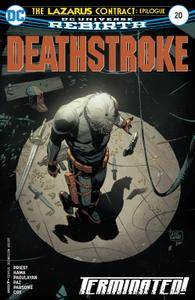 Deathstroke 020 2017 2 covers Digital Zone-Empire