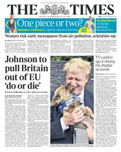 The Times - 26 June 2019