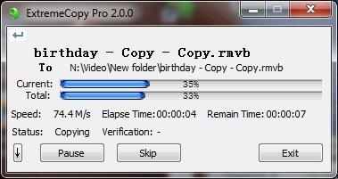 ExtremeCopy 2.0.5 Pro (x86/x64)