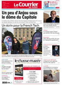 Le Courrier de l'Ouest Angers – 19 janvier 2021