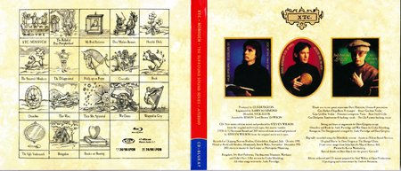 XTC - Nonsuch (1992) {CD+BLU-RAY Ape Records The Surround Sound Series APEBD110 rel 2013}