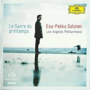 Igor Stravinsky - LAP / Salonen - Le Sacre Du Printemps (2006) {Hybrid-SACD // ISO & HiRes FLAC}
