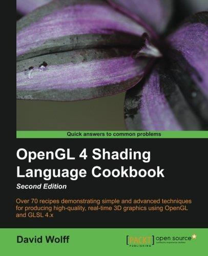OpenGL 4 Shading Language Cookbook (2nd Revised edition) (Repost)
