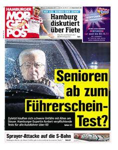 Hamburger Morgenpost - 29. November 2017