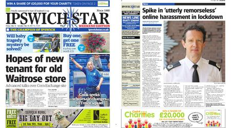 Ipswich Star – May 14, 2021