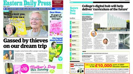 Eastern Daily Press – March 29, 2019