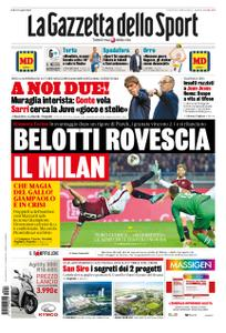 La Gazzetta dello Sport Bergamo – 27 settembre 2019