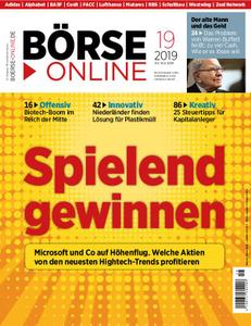 Börse Online – 09. Mai 2019