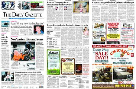 The Daily Gazette – March 08, 2018