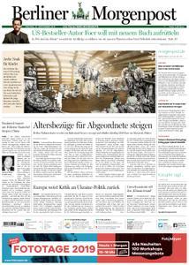 Berliner Morgenpost – 27. September 2019
