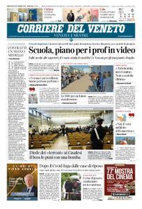 Corriere del Veneto Venezia e Mestre – 09 settembre 2020