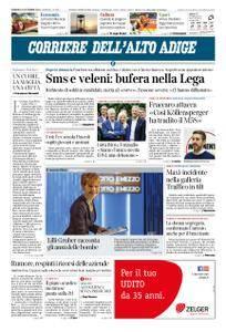 Corriere dell'Alto Adige – 02 settembre 2018
