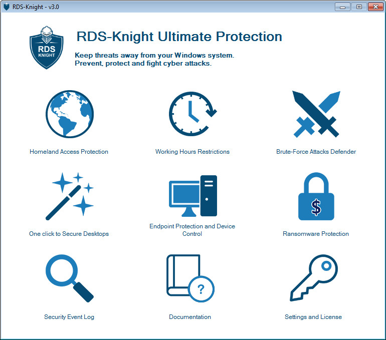 RDS-Knight 3.7.2.11 Ultimate Protection