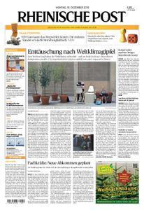 Rheinische Post – 16. Dezember 2019