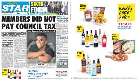 Shropshire Star Last Telford Edition – October 17, 2019