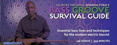 Andrew Ford - Bass Groove Survival Guide