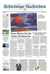 Schleswiger Nachrichten - 10. Dezember 2018