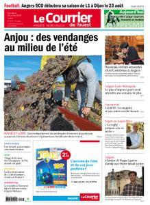 Le Courrier de l'Ouest Angers – 10 juillet 2020