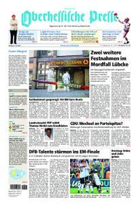 Oberhessische Presse Hinterland - 28. Juni 2019