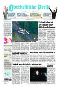 Oberhessische Presse Marburg/Ostkreis - 19. Dezember 2017