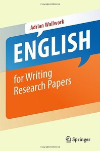 English for Writing Research Papers (repost)