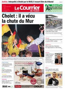 Le Courrier de l'Ouest Cholet – 07 novembre 2019
