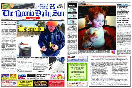 The Laconia Daily Sun – March 09, 2019
