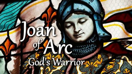 BBC - Joan of Arc: God's Warrior (2015)