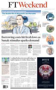 Financial Times UK - July 11, 2020