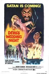 The Devils Wedding Night / Il plenilunio delle vergini (1973)