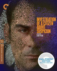 Investigation of a Citizen Above Suspicion (1970) [Criterion]