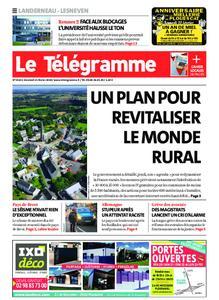 Le Télégramme Landerneau - Lesneven – 21 février 2020