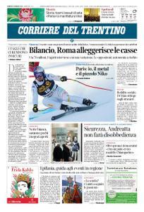 Corriere del Trentino – 04 gennaio 2019