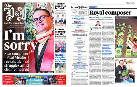 The Press and Journal Moray – June 05, 2019
