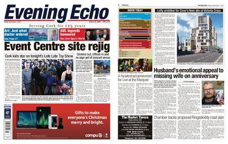 Evening Echo – December 01, 2017