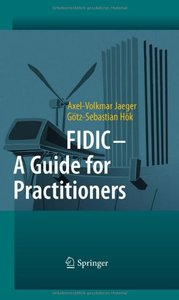 FIDIC - A Guide for Practitioners  [Repost]