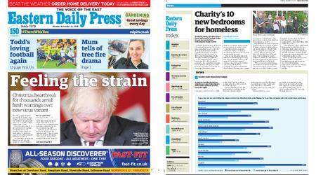 Eastern Daily Press – December 21, 2020
