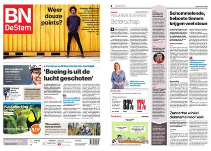 BN DeStem - Bergen op Zoom – 10 januari 2020