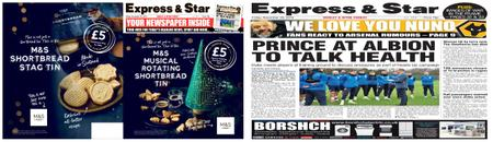 Express and Star Dudley and Wyre Forest Edition – November 29, 2019