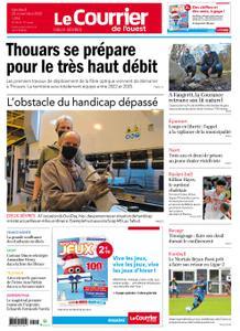 Le Courrier de l'Ouest Deux-Sèvres – 20 novembre 2020