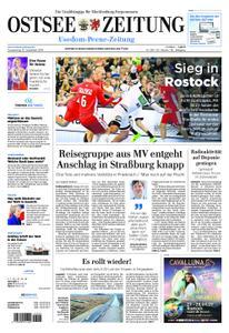 Ostsee Zeitung Wolgast - 13. Dezember 2018