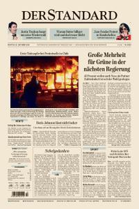 Der Standard – 21. Oktober 2019