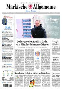 Märkische Allgemeine Dosse Kurier - 19. Februar 2018
