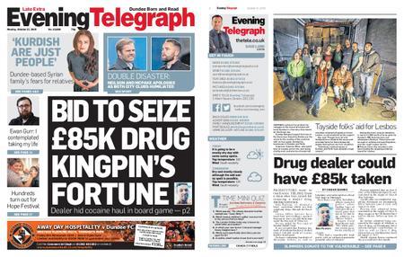 Evening Telegraph First Edition – October 21, 2019