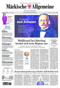 Märkische Allgemeine Westhavelländer - 07. Juni 2019